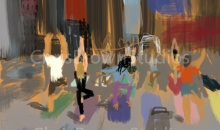 Yoga in NYC