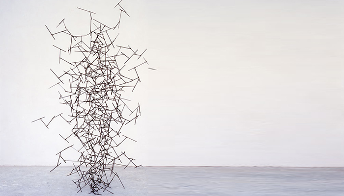 quantum cloud conscious awareness antony gormley