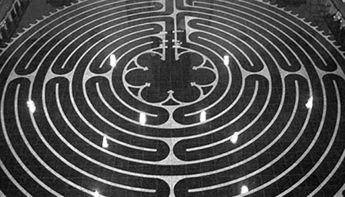 Labyrinth at Schofiel