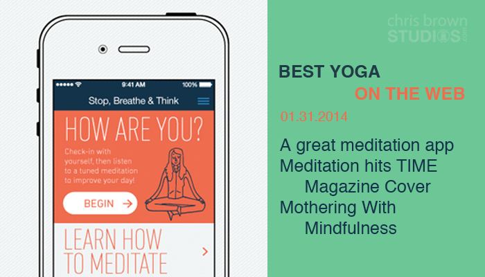 Best Yoga on the Web Issue 13